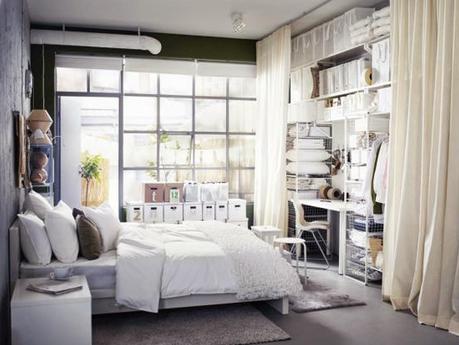 Armarios lowcost con cortinas paperblog - Armarios con cortinas ...