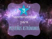 Herramientas: portales para pequeños astrónomos
