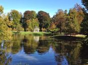 Parc l'Orangerie Instituciones Europeas Estrasburgo