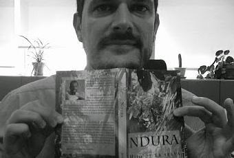 """ENTREVISTA A JAVIER SALAZAR CALLE: Autor de """"Ndura: Hijo de la Selva"""" - Paperblog - entrevista-javier-salazar-calle-autor-ndura-h-T-DnpFNB"""