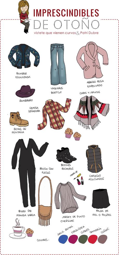 Imprescindibles de Otoño (Guía de Compras)