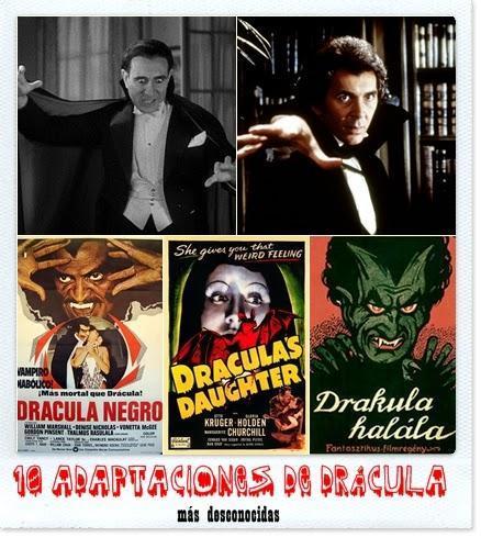Diez películas sobre Drácula que probablemente no conozcas