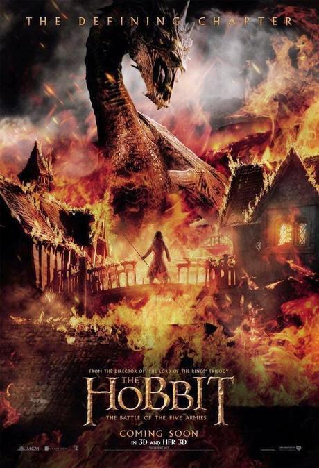 Nuevo Póster y Primer Spot Televisivo De The Hobbit: The Battle Of The Five Armies