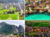 pueblos bonitos pintorescos mundo