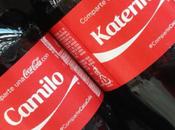 ¡Coca Cola nombre amigos!