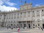 Visita Palacio Real Madrid