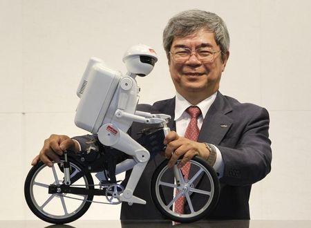 Novedades Robóticas en la Feria Ceatec Japón 2014