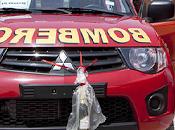Refuerzan equipos atención compañía bomberos huaral…