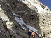 Historia escalera: Segundo Escalón Everest