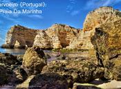 CARVOEIRO (Portugal): PRAIA MARINHA