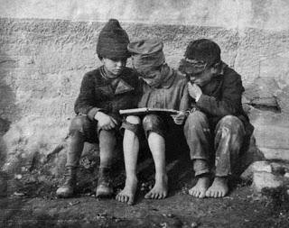 El niño lector...¿Una especie en extinción?