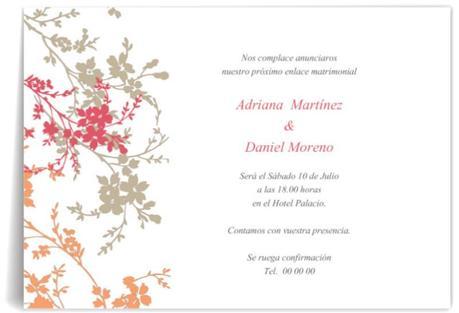 plantillas para invitaciones de boda gratis plantillas para invitaciones de boda gratis