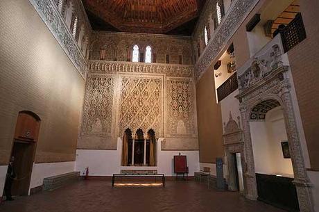 Sinagoga del Tránsito, Toledo