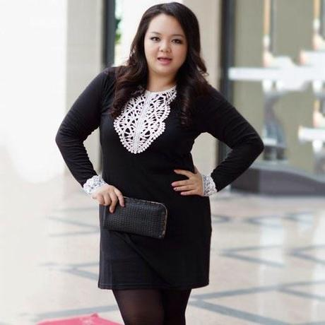 Cómo Vestir Si Soy Gordita Y Bajita Paperblog