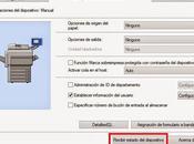 Como añadir accesorios controlador impresora