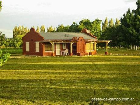 Estilos de casas de campo paperblog for Casas modernas estilo campo