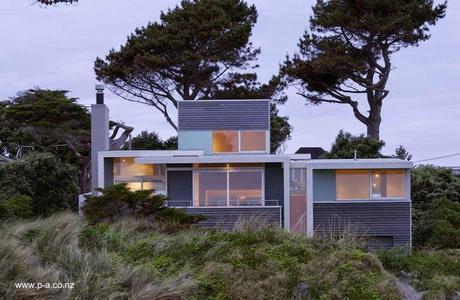 Estilos de casas de campo paperblog for Casa moderna de campo