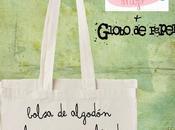 Bolsas algodón pintadas mano