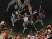 Anunciada nueva serie regular Guardians Team-Up, Brian Michael Bendis