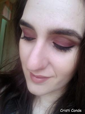 Maquillaje : Red Wine