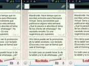 Cómo desactivar doble check azul whatsapp android