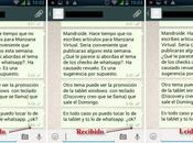 Cómo desactivar doble check azul whatsapp android