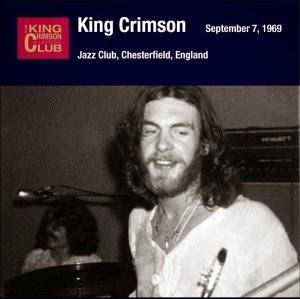 KING CRIMSON COLLECTORS' CLUB O EL ARCHIVO ESCÉNICO DE KING CRIMSON