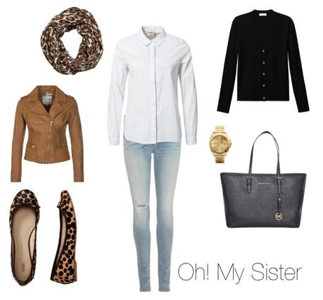 Jeans&Leopard