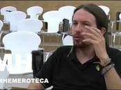 Pasada frenada Pablo Iglesias: «Que existan medios privados ataca libertad expresión»