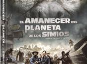 amanecer Planeta Simios Blu-Ray Blu-ray