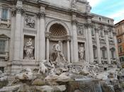 Roma, ciudad plazas fuentes