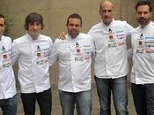Ganadores semifinal cocinero celebrada Tenerife
