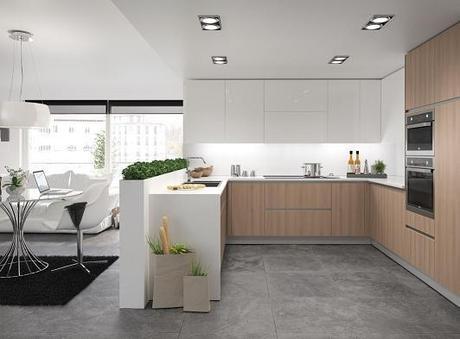 Muebles de cocina forlady paperblog for Configurador cocinas