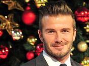 David Beckham enciende luces Navidad Singapur