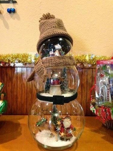 Ideas Originales Para Decorar En Navidad Paperblog - Ideas-para-decorar-en-navidad