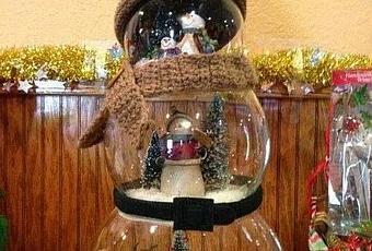 Ideas originales para decorar en navidad paperblog - Ideas originales para decorar en navidad ...