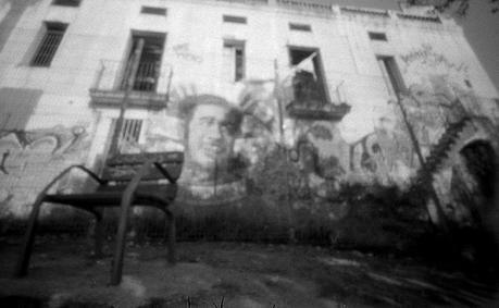 Homenatge a Uri Caballero por Xavi Bassols.