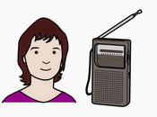 Entrevista radio, Cuca Silva