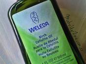 experiencia Aceite Abedul para Celulitis, Weleda.