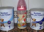 Leche continuación Intolerancia lactosa