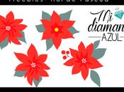 Recursos navideños Flor pascua
