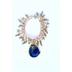 Collar Agate Etoile