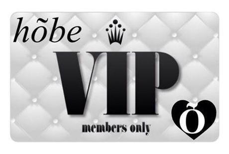 Foto: Quieres ser cliente VIP de hõbe ??? Tendrás acceso a ventas privadas. Acceso a todos los eventos VIP. 10 % de descuento permanente en todos nuestros productos . Información en hobe@hobe.es