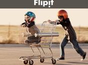 Descuentos online Flipit, startup diferente