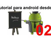 Aprende programar Android desde cero Arquitectura sistema