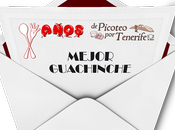 picoteo (V): Mejor Guachinche