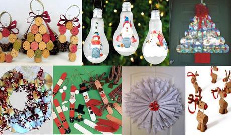 Como decorar la casa para navidad paperblog - Como adornar la casa en navidad ...