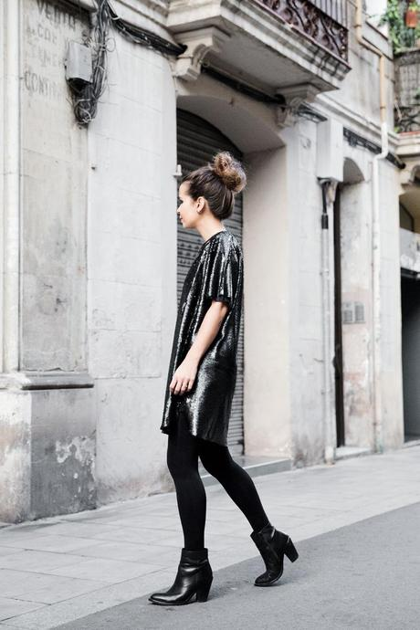Urban_Outfitters_Barcelona-Opening_Store-Collage_Vintage-Sequins_Dress-Outfit-Street_style-7