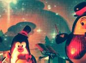 orquesta pingüinos hace Cortylandia 2014