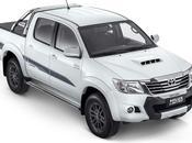Toyota Hilux Limited, versión especial cámara Go-Pro